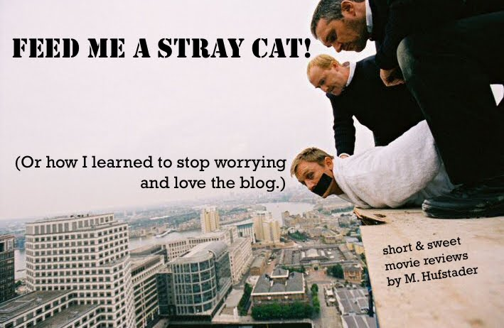 Feed Me A Stray Cat!