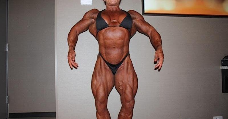 Muscle Women's Blog: Tina Zampa Before/After