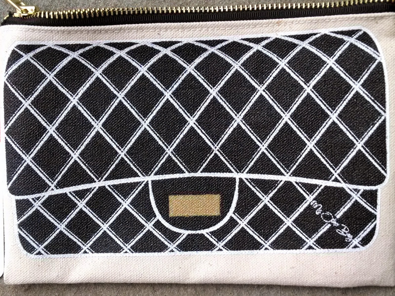 My Other Bag Classic Black / Jackie Pouch Review