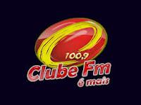 ouvir a Rádio Clube FM 100,9 Iturama MG