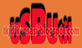 tutorial USBUtil tkjdikensasi.blogspot.com