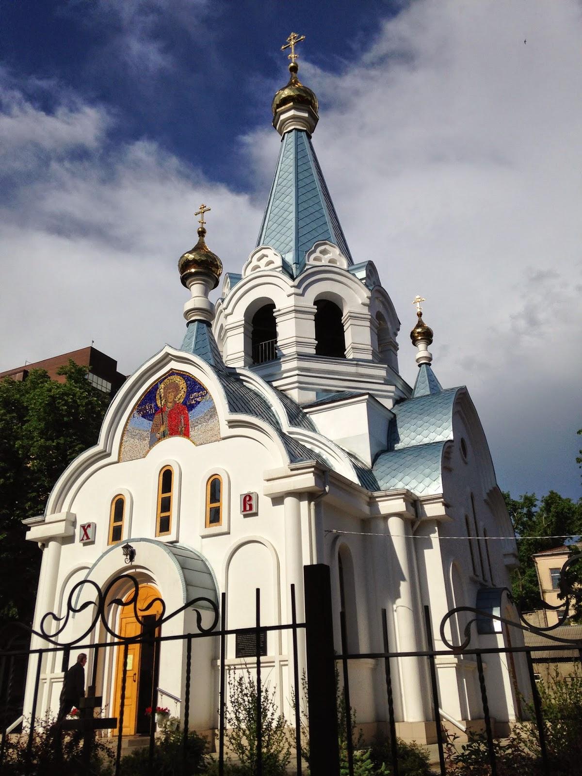Георгиевский-храм-в-Халтуринском-переулке