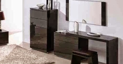 Modern furniture contemporary furniture modern bedroom tg - Latest Modern Dressing Table Designs For Contemporary Bedroom
