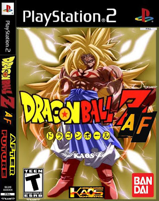 Download Game Dragon Ball Z Budokai AF PS2 ISO File And Emulator PC