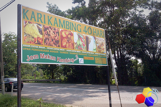 mknace unlimited | Kari Kambing 40 hari