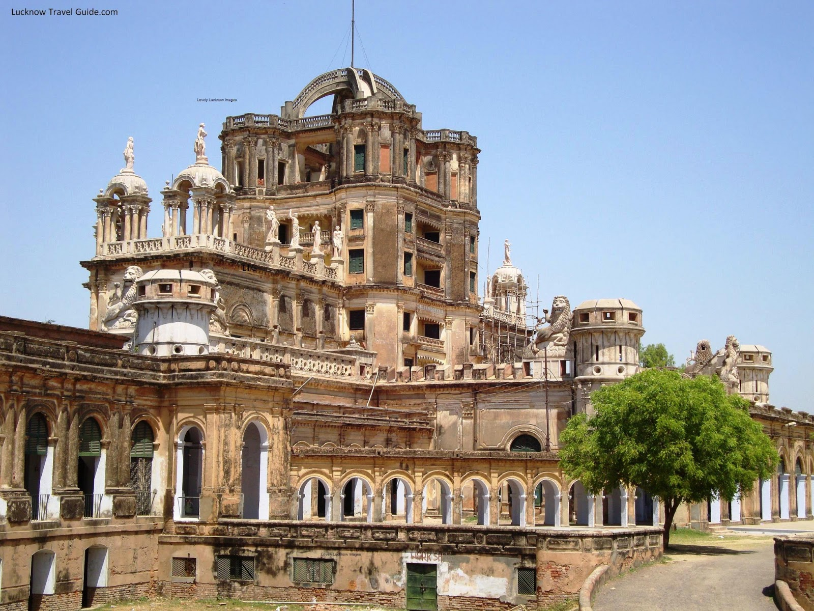 Lucknow Photos Pictures Images Historical Places 3 Worth Seeing In Lucknow