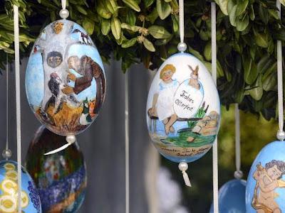 Kumpulan Dekorasi Telur Paskah yang Unik dan Cantik