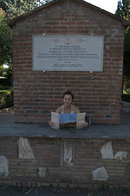 christian catacombes rome