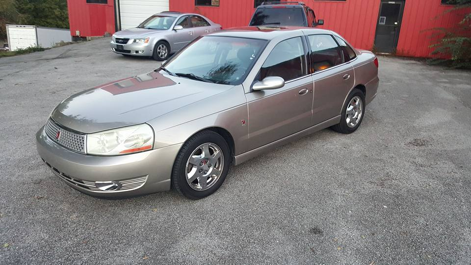 Kentucky Facebook Vehicles For Sale: 2003 Saturn L300 - V6 - One ...