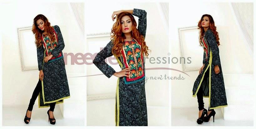 Needle Impressions Ready to Wear Lawn Dresses