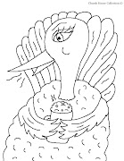Do you want to see ALL MY TURKEY COLORING PAGES? Well check them out!