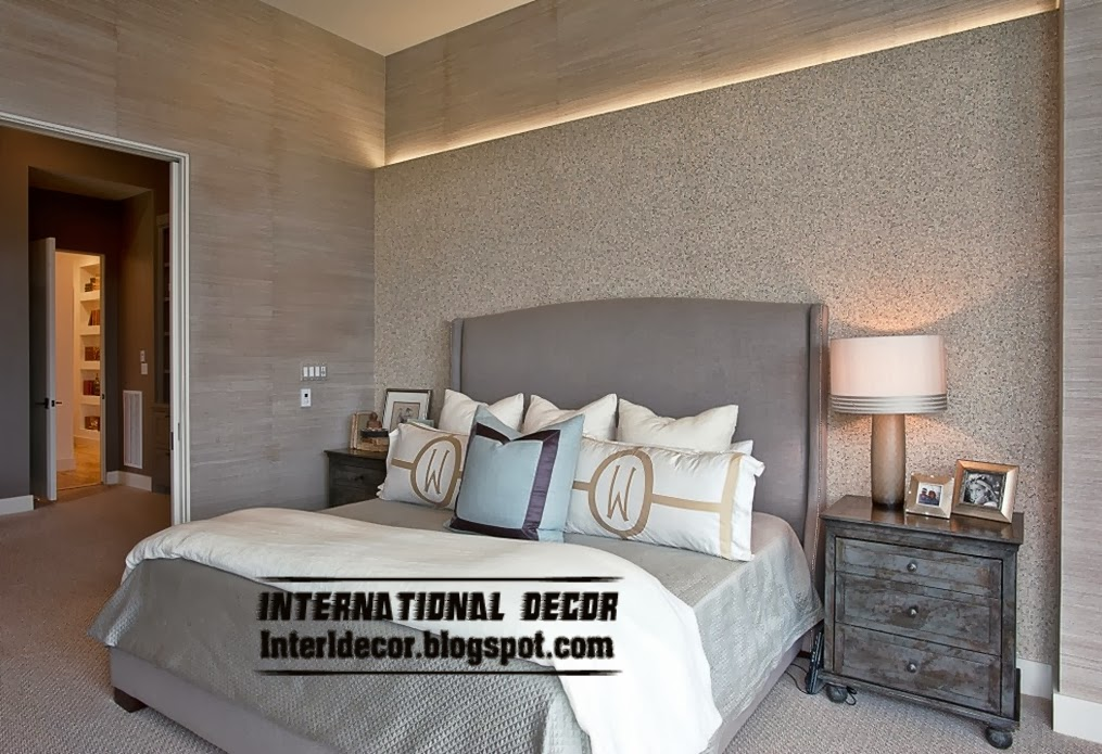 Home Exterior Designs: Design bedside lights for bedroom with ...