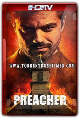 Preacher 1ª Temporada (2016) Torrent – HDTV | 720p | 1080p Legendado