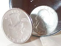 Two headed quarter photo from Robert DuCharme, http://home.earthlink.net/~bottlbob/