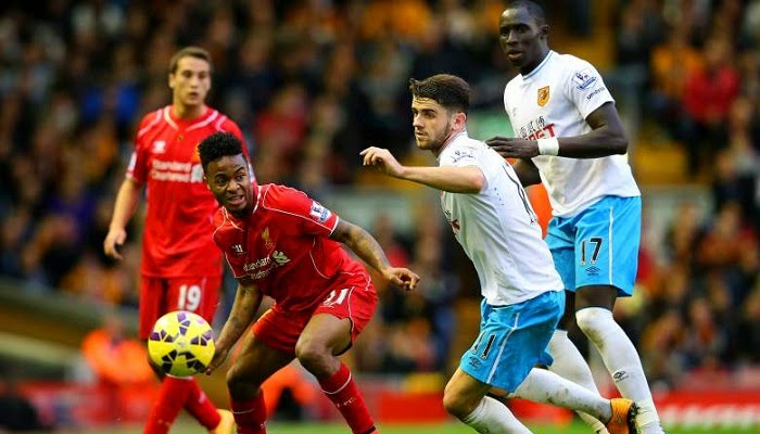 Hull City vs Liverpool en vivo
