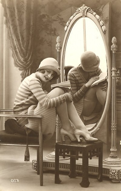 Sitting Pretty, Reading Smartly