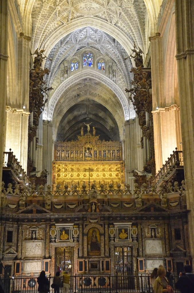 Procesión de la espada de San Fernando - Sevilla