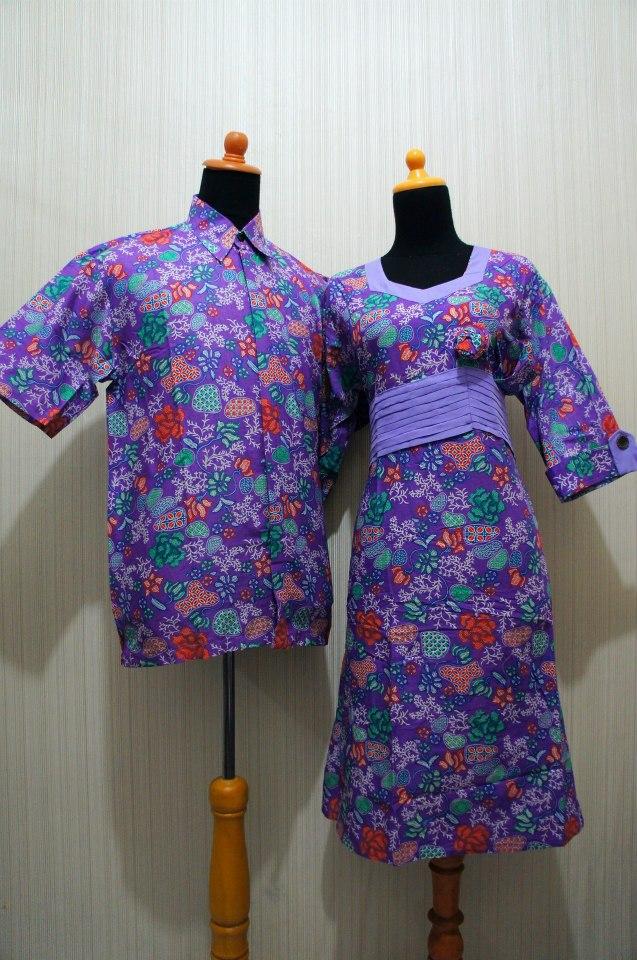 Baju Grosir Jogja Sarimbit Dress Bunga Sdb Ungu Baju