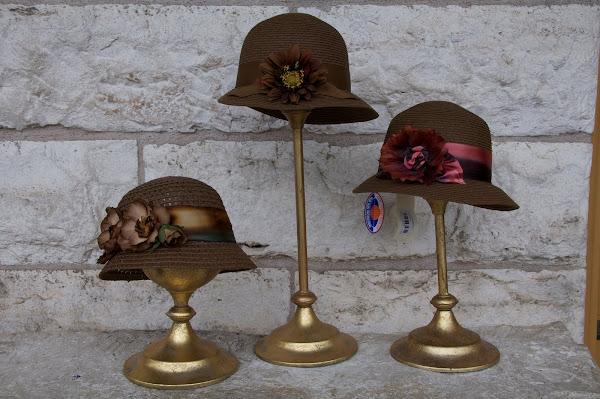 New hats!
