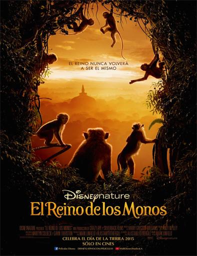 Ver El reino de los monos (Monkey Kingdom) (2015) Online
