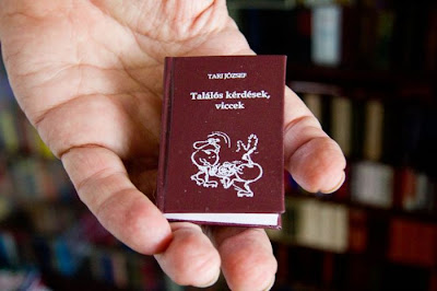 Miniature Books as a Hobby Seen On www.coolpicturegallery.us