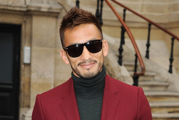 Hidetoshi Nakata remains arguably the most loved sportsman in Japan