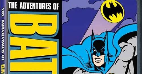 Batman News from Legions of Gotham: The 1968 Filmation ...