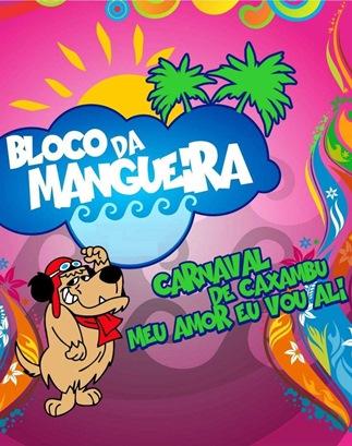 Bloco da Mangueira - Carnaval de Caxambu - MG