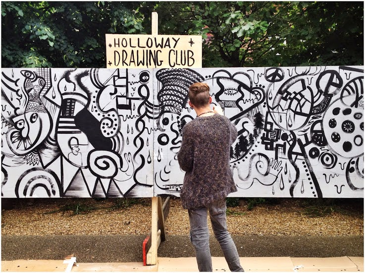 Holloway Drawing Club