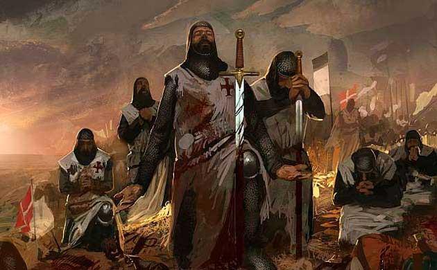 Templarios: Mitad guerreros, mitad monjes