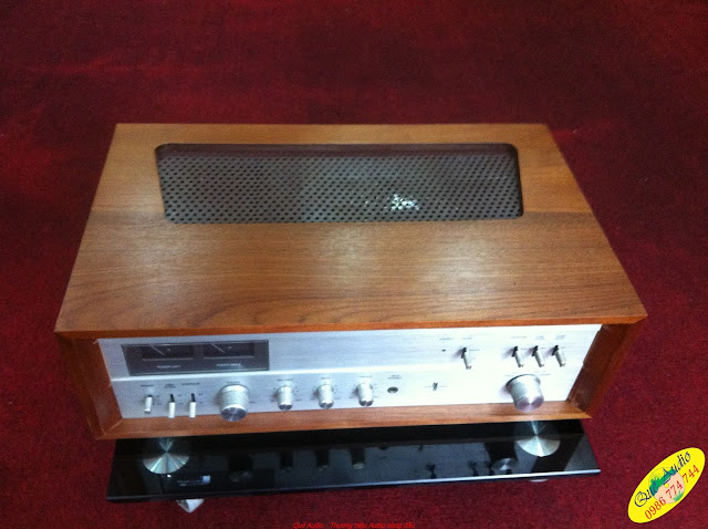 Amply Philips 594 - Made in Belgium