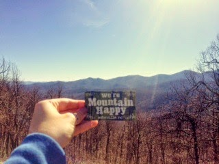 What to do in Asheville, NC- blue ridge parkway