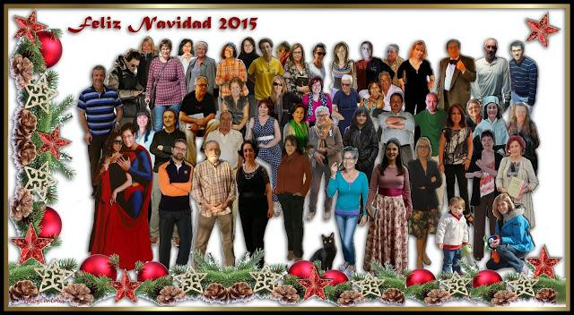 Tarjeta navideña 2015