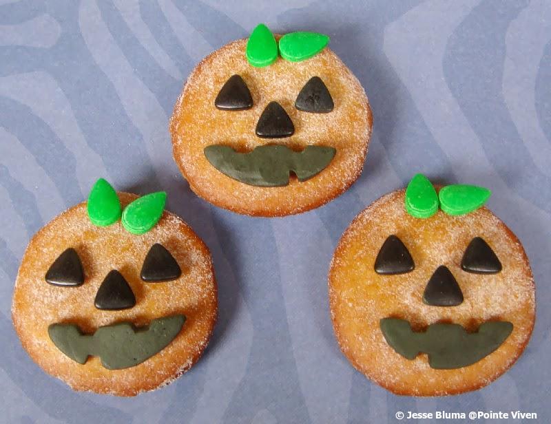 ... Bluma at Pointe Viven: Jack-o'-lantern Sugar Cookies by Jesse Bluma