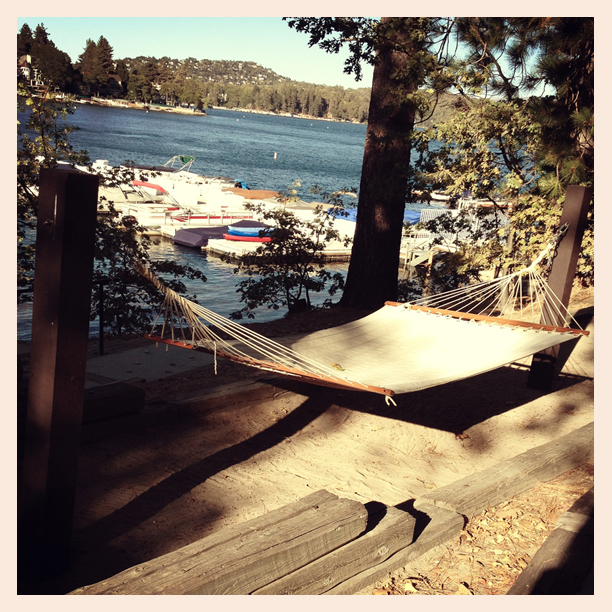 Medium image of lake arrowhead leisurely hammocks