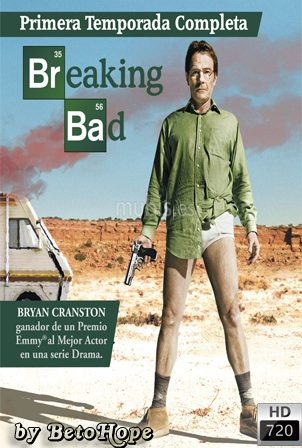 Breaking Bad Temporada 1 [720p] [Latino-Ingles] [MEGA]