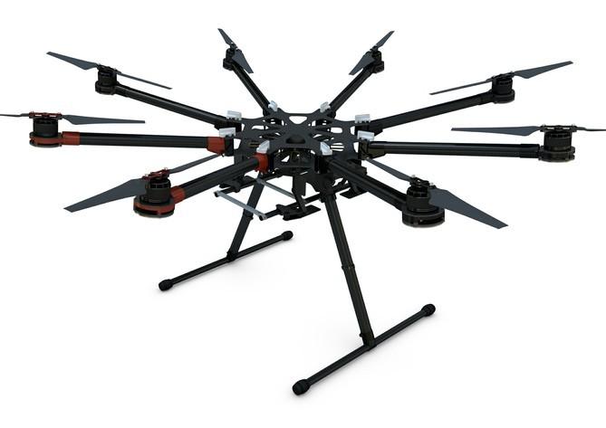 drone dji s1000  | 1024 x 683