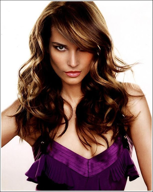 Women hairstyle 2012