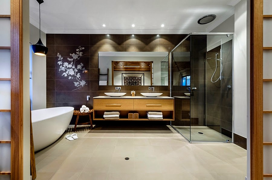 Modern Home Design: Hot Bathroom Design Trends to Watch out for in 2015