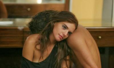 Leonor Seixas nua e em cenas sexo em filme português