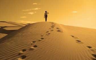 La arena en los sueños