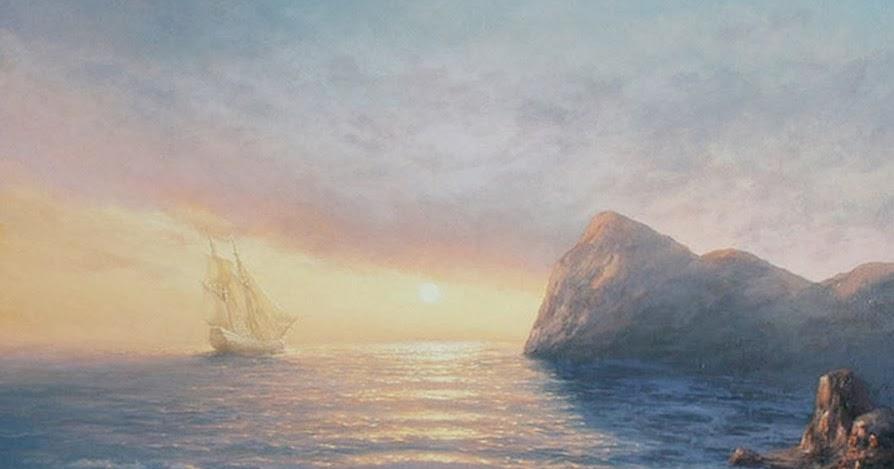 Cuadros modernos pinturas espectaculares paisajes del - Cuadros espectaculares modernos ...