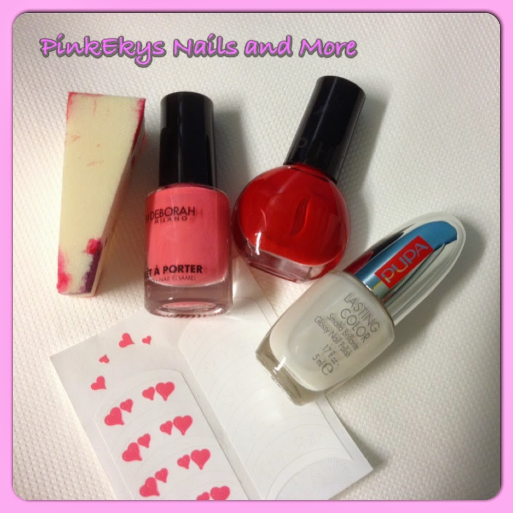 Pinkekys Nails and More: febbraio 2015