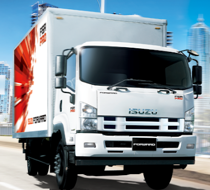 NEW ISUZU 2015