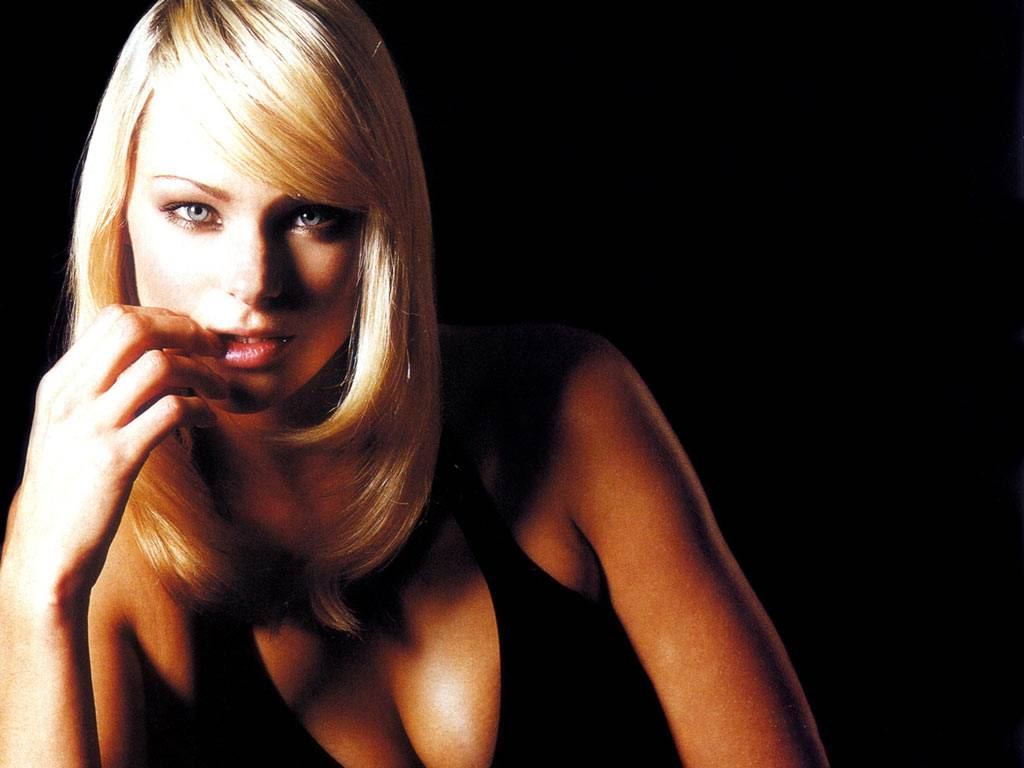 Barbara crampton leather