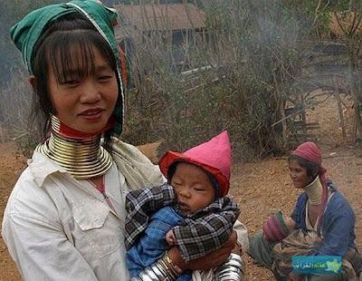 غرائب وعجائب الأسفار، بورما، تقاليد، أخبار غريبة، عالم الغرائب، نساء