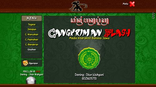 Download Disini Flash Cangkriman