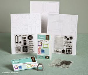 "We now have THREE Cricut Cartridge Bundles!!  Check out our newest ""ARTBOOKING"" Cricut cartridge! :"