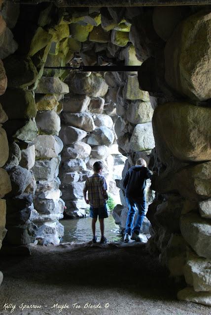 Scwerin Castle grotto