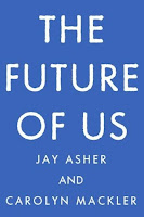 future of us Author Jay Asher in EW